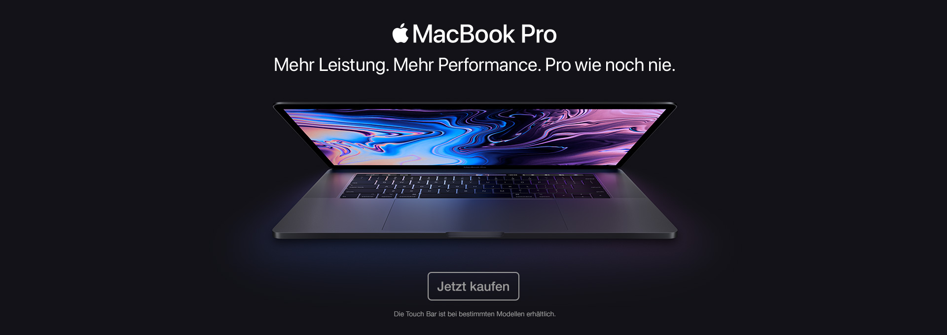macbook pro 13 touch bar 2018 macbook pro apple. Black Bedroom Furniture Sets. Home Design Ideas