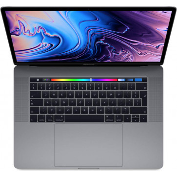 "Apple MacBook Pro 15"" Touch Bar 2.3 GHz 8‑Core i9, 32GB, 512GB, Pro 560X, spacegrau, CH Tastatur (2019)"