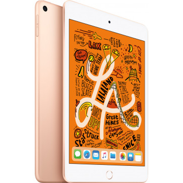 Apple iPad mini WiFi 64 GB, gold (2019)