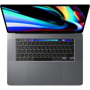 "Apple MacBook Pro 16"" TB/2.6 GHz 6‑Core i7, 16GB, 512GB, Pro 5300M, spacegrau, CH Tastatur"