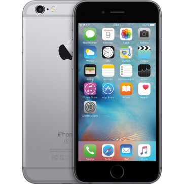 Apple iPhone 6s 128GB, spacegrau