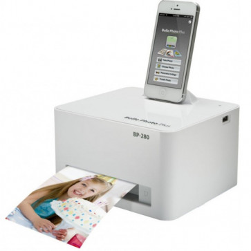 Prinics Bolle Photo Printer BP-280 für iPad + iPhone, Lightning