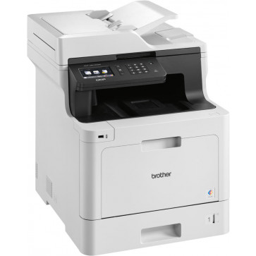 Brother DCP-L8410CDW 3-in-1 Multifunktions Farb-Laserdrucker