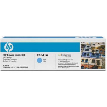 Toner HP: Color LJ CM1312nfi, cyan, 1'400 S.