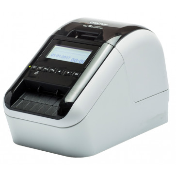 Brother QL-820NWB Etikettendrucker, USB, Ethernet, WLAN, Bluetooth