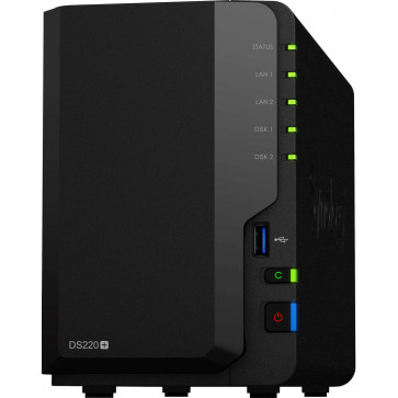 Synology DS220+ II 2bay NAS Server