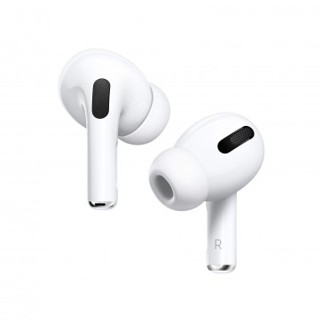 Apple AirPods Pro mit kabellosem Ladecase, Bluetooth In-Ear Kopfhörer