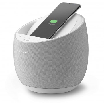 Belkin SoundForm Elite Hi-Fi Smart Speaker, weiss