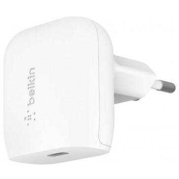 BelkinBoost Charge 18W USB-C Netzladegerät, weiss
