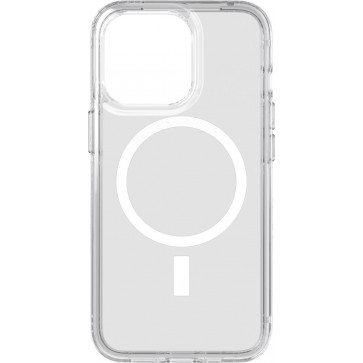 Tech21 Evo Clear Case mit MagSafe, iPhone 13 Pro, Transparent