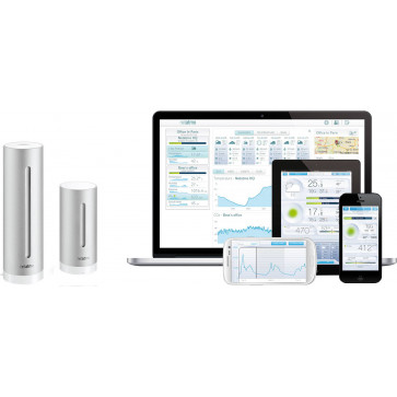 Netatmo Wetterstation für iPhone/iPad, USB