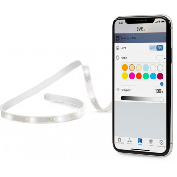 Eve Light Strip, smarter LED Lichtstreifen