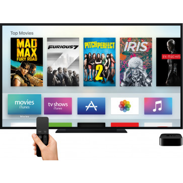 Apple TV, 32GB, Full HD Streaming auf TV