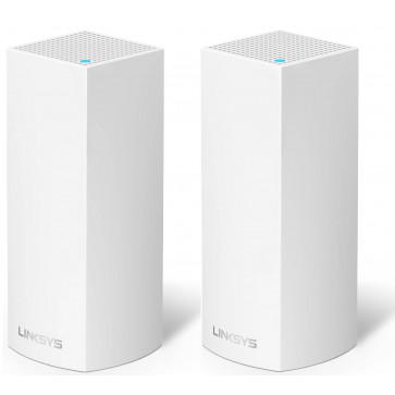 Linksys Velop WLAN Access-Point AC4400 2-Pack