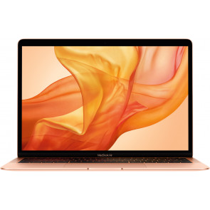 "Apple MacBook Air 1.6 GHz Intel Core i5, 13.3""/8G/256GB/gold/CH Tastatur (2019)"