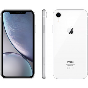iPhone XR 64GB, weiss, Apple