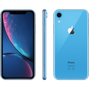 iPhone XR 64GB, blau, Apple