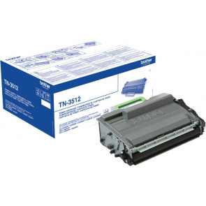Toner Brother TN-3512 High Yield, schwarz, 12'000 Seiten