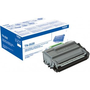 Toner Brother TN-3520 Ultra High Yield, schwarz, 20'000 Seiten