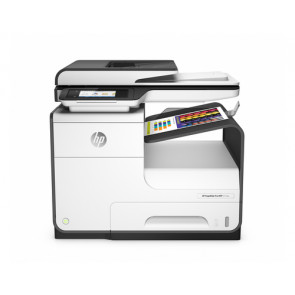 DEMO: HP PageWide MFP 477dw, Drucker, A4, Refurbished