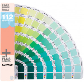PANTONE Color Bridge SUPPLEMENT (neue Farben 2016)