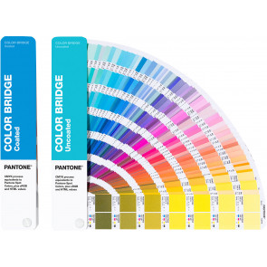 PANTONE Color Bridge Guide Set coated/uncoated (2019)