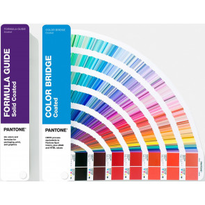 PANTONE Coated Combo: Formula Guide & Color Bridge Coated