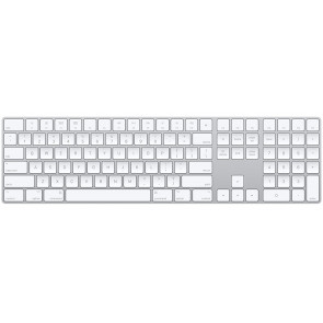 Apple Magic Keyboard mit Zahlenblock (US), OSX 10.12.4