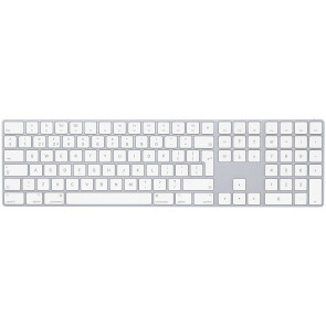 Apple Magic Keyboard mit Zahlenblock (int. English), OSX 10.12.4