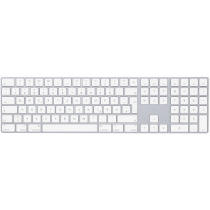 Apple Magic Keyboard mit Zahlenblock (DE), OSX 10.12.4