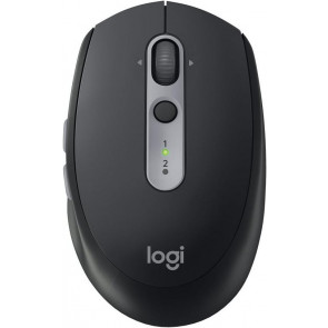 Logitech M590 Multi-Device Silent Wireless Maus, graphite