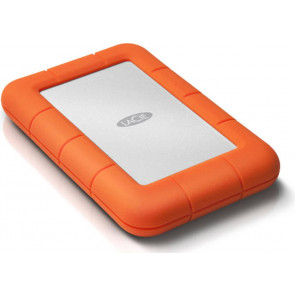 "LaCie 2 TB Rugged Mini 2.5"" HD, USB 3.0"