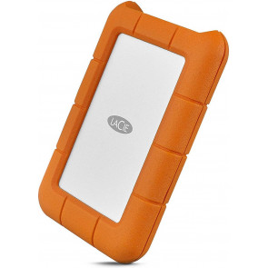 LaCie 4 TB Rugged USB-C Harddisk