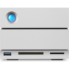 LaCie 8 TB 2Big Dock Thunderbolt3