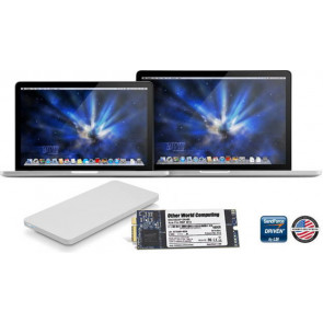 OWC 480 GB SSD zu MacBook Pro Retina 2012, early 2013