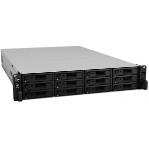 Synology RS3617RPxs 12bay NAS Server, ohne HD