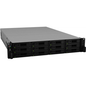 Synology RS2418RP+ 12bay NAS Server Rack, ohne HD