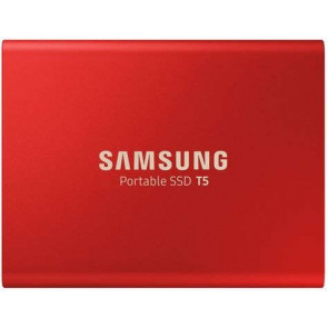 Samsung T5 Portable SSD 1 TB, rot