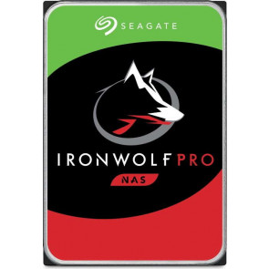 "12 TB HD 3.5"" SATA 6Gb/s, Seagate IronWolf Pro"