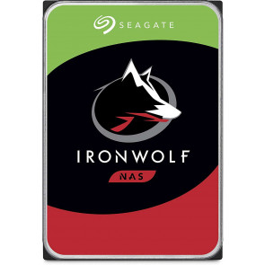 "10 TB HD 3.5"" SATA 6Gb/s, Seagate IronWolf"