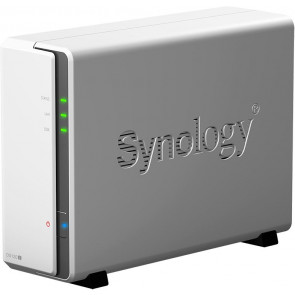 Synology NAS DiskStation DS120j, ohne HD