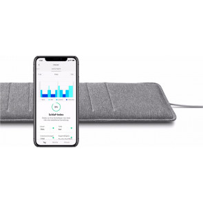 Withings Sleep Analyzer, Schlaftracker, grau