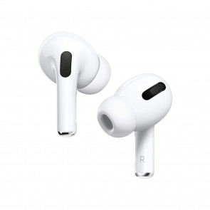 AirPods Pro mit kabellosem Ladecase, Bluetooth In-Ear Kopfhörer, Apple (2019)