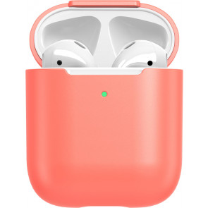 Tech21 Studio Colour Case für Apple AirPods, coral