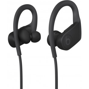 PowerBeats HighPerformance Wireless Kopfhörer In-Ear, schwarz