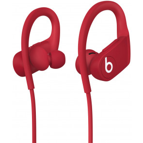 PowerBeats HighPerformance Wireless Kopfhörer In-Ear, rot