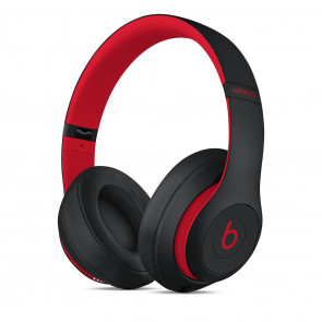 Beats Studio3, Decade Collection, Wireless Over-Ear Kopfhörer, schwarz/rot