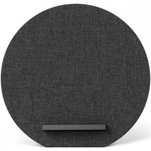 Wireless Dock Fabric, grau, Native Union