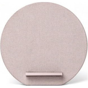 Native Union Wireless Dock Fabric, rosa