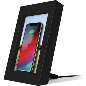 Twelve South PowerPic Wireless Charger schwarz